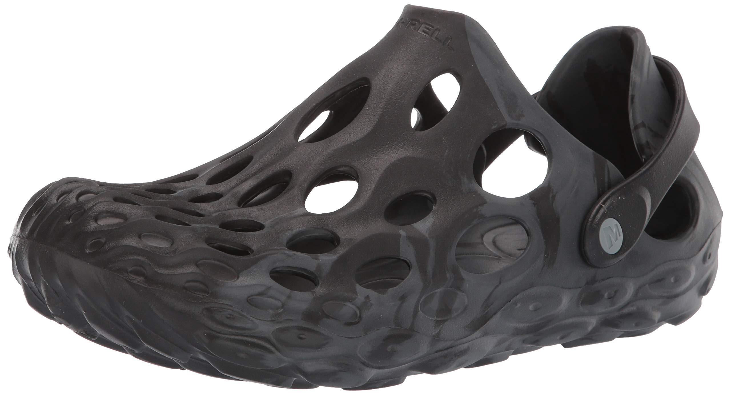 Merrell Men's Hydro MOC Water Shoe, Black, 10.0 M US