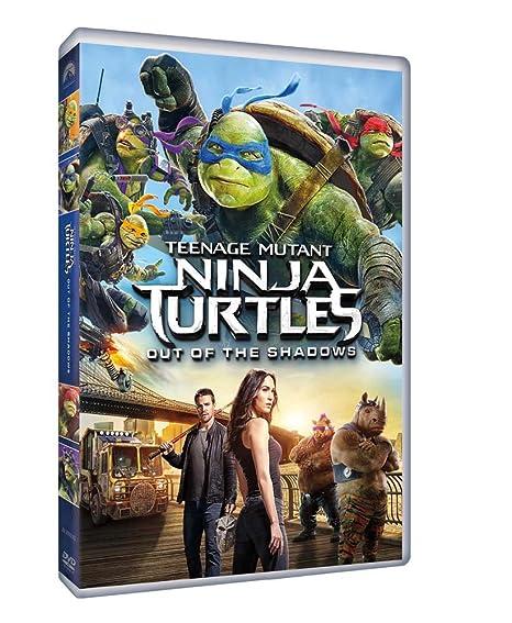 Tartarughe Ninja 2: Fuori dallOmbra (DVD) [Italia]: Amazon ...
