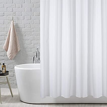 ANSIO Shower Curtain Liner Mildew Resistant