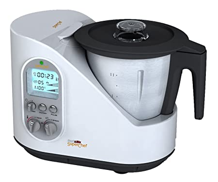 Superchef - Robot da cucina Cook e Mix CF-550: Amazon.it ...