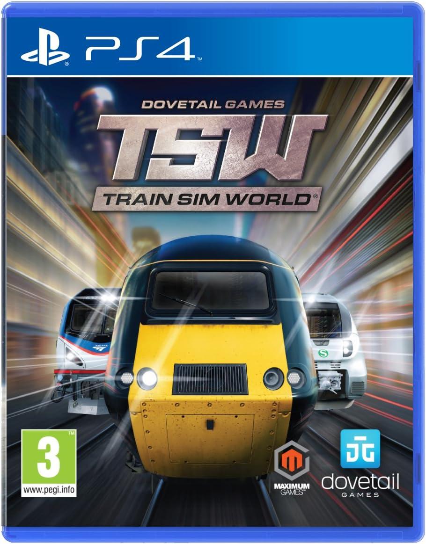 Train Sim World - PlayStation 4 [Importación inglesa]: Amazon.es ...