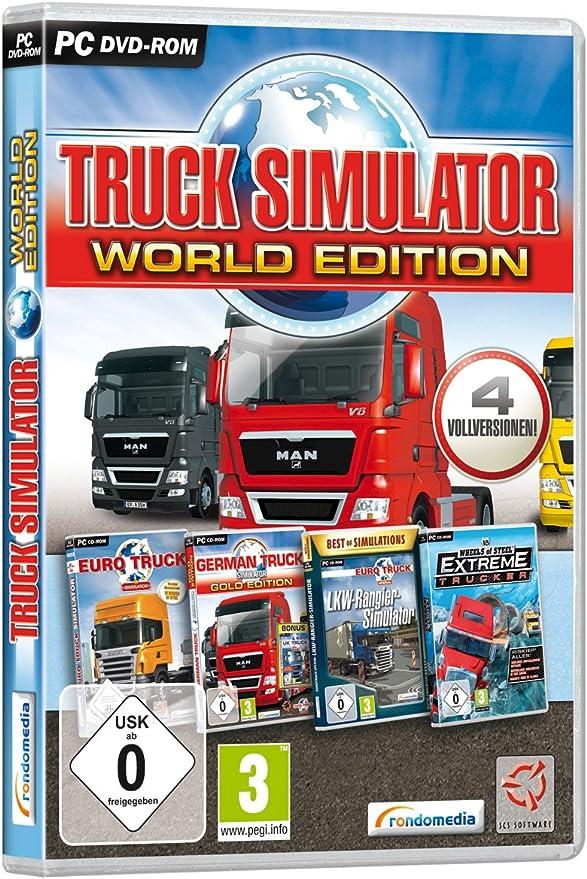 Truck-Simulator World-Edition [Importación alemana]: Amazon.es: Videojuegos