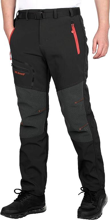 Montane Mens Alpine Trek Outdoor Pant Grey Sports Outdoors Windproof Breathable