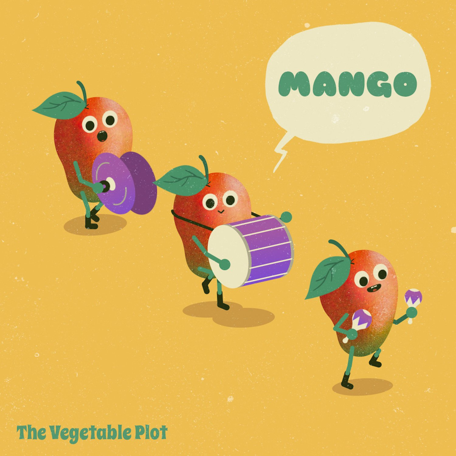 Mango by Foghorn Records (Image #1)