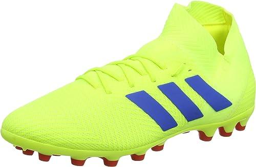 Adidas NEMEZIZ 18.1 FG GelbBlau (Gelb,46)