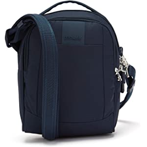 Pacsafe Vibe 200 7,5 l Shoulder bag Jet Black | 7,5 l
