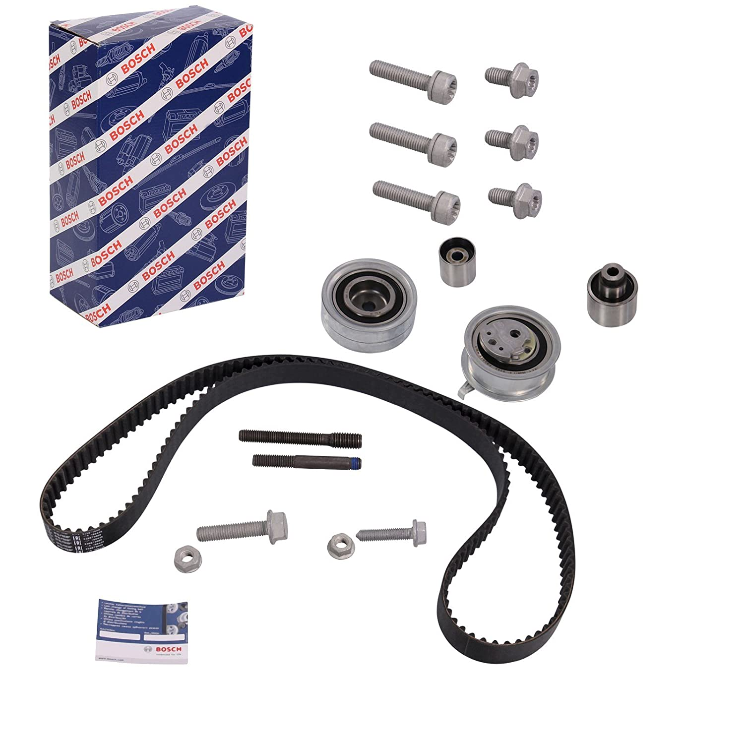 1 x Bosch timing belt kit