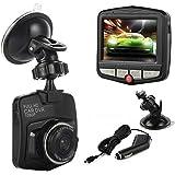 2.4 Inch HD 1080P Car Camera Dash Crash Cam DVR Video Recorder Night Vision Car Camera SD Card Expandable