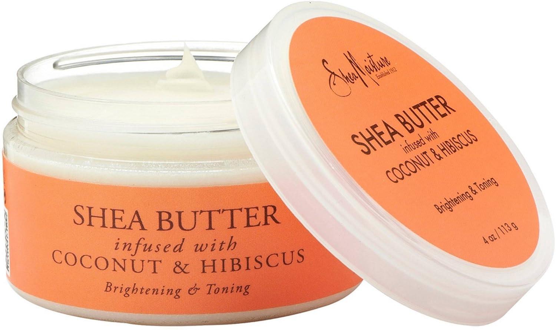 Shea Moisture Shea Butter Infused with Coconut/Ibisco U-SC-4812