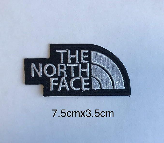 Parche bordado con el logotipo de la marca The North Face F103 ...