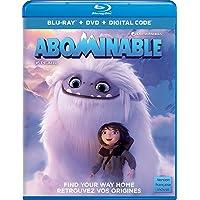 Abominable [Blu-ray + DVD + Digital] (Bilingual)