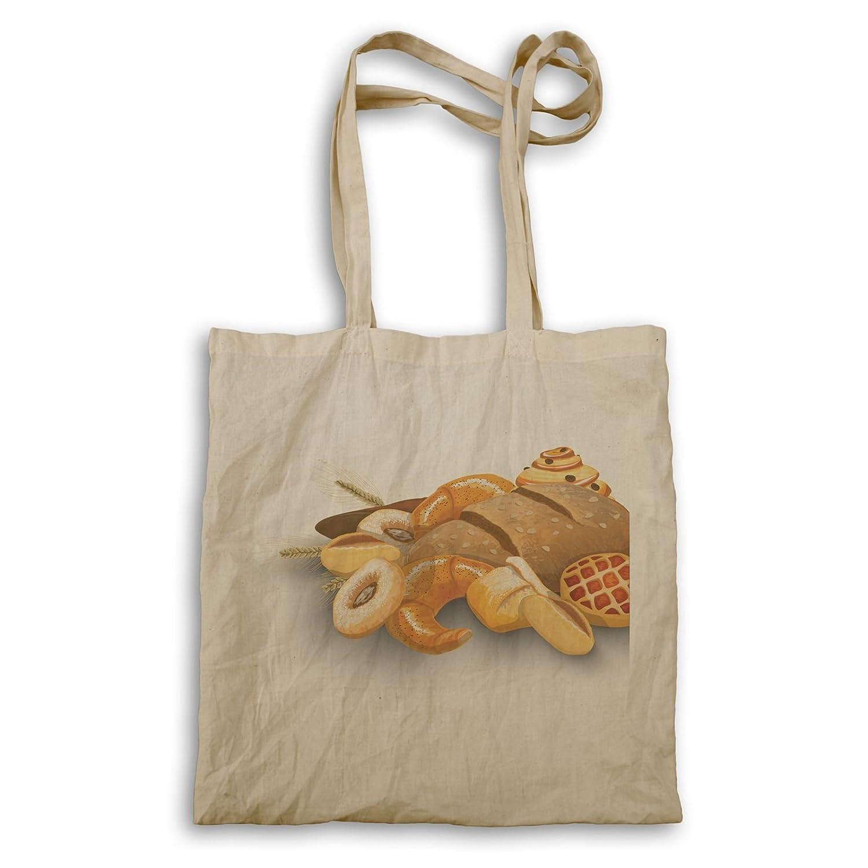 INNOGLEN Cartel de pan de panadería bolso de mano v722r ...