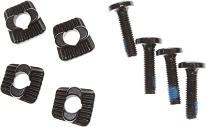 3pc NEW Hyperlite The Claw Clamp with Screw to Wakeboard Bindings Boots hardware