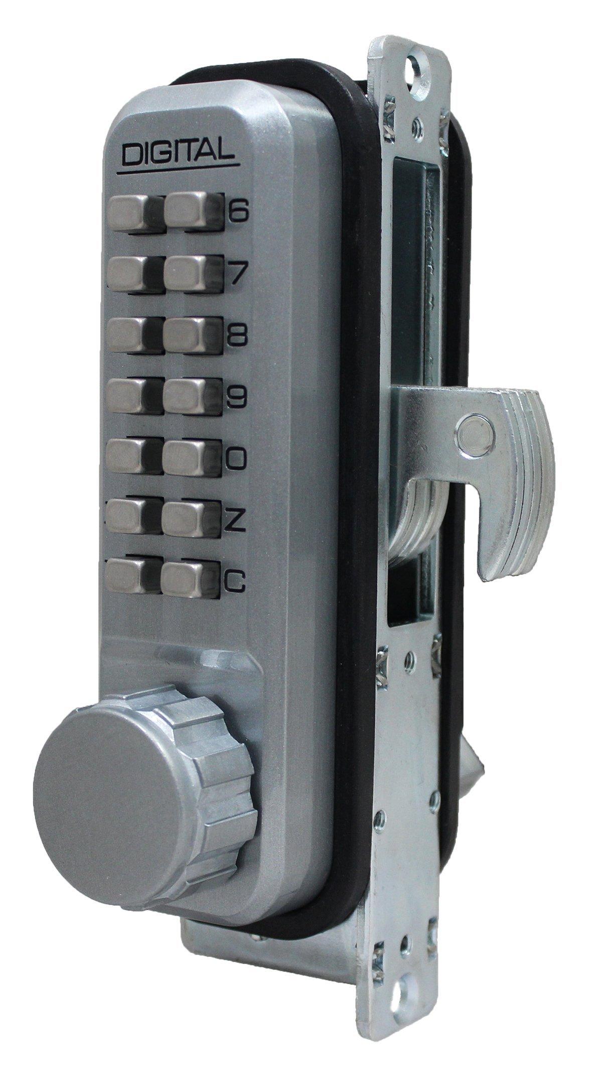 2950SC Narrow Stile Hook Bolt