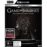 Game of Thrones: S1 (4K Ultra HD)