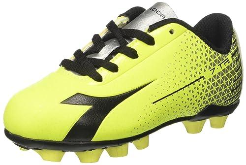 Diadora 7-Tri MD Jr, Zapatillas de Fútbol para Niños: Amazon.es: Zapatos y complementos