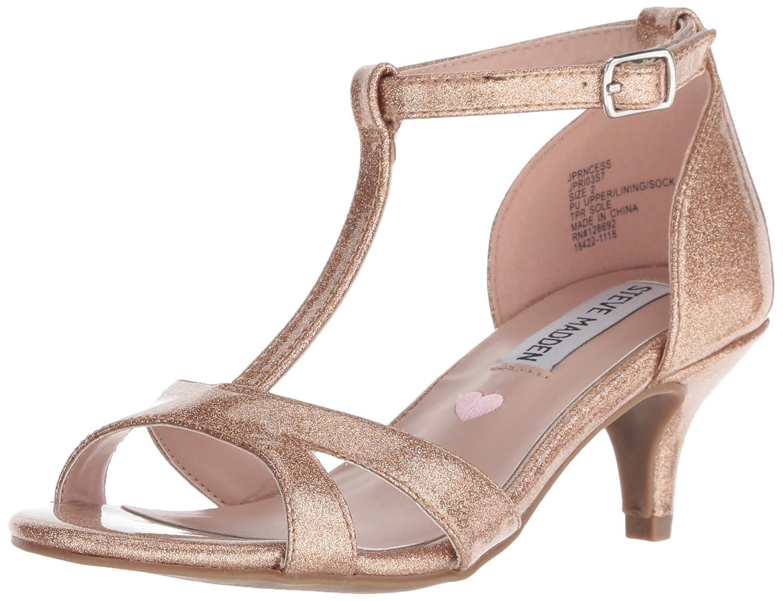 5416a158145 Steve Madden Kids' JPRINCESS Heeled Sandal