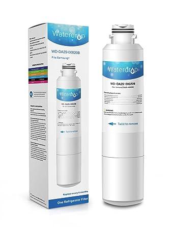 Waterdrop DA29-00020B cartucho de filtro de agua para nevera ...