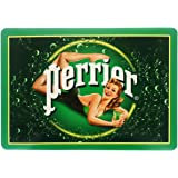 Perrier - Set De Table Cuisine Licence Perrier Vintage Pin Up