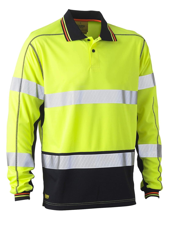 Bisley Workwear UKK6219T_TT04 - Polo de manga larga (tejido de ...