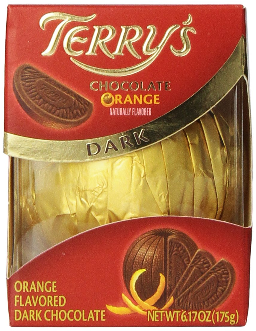 Amazon.com : Terry's Milk Chocolate Orange Ball, 6.17-ounce Boxes ...