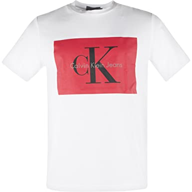 58d5373839061f Calvin Klein Herren T-Shirt TIKIMO 2 Regular Fit