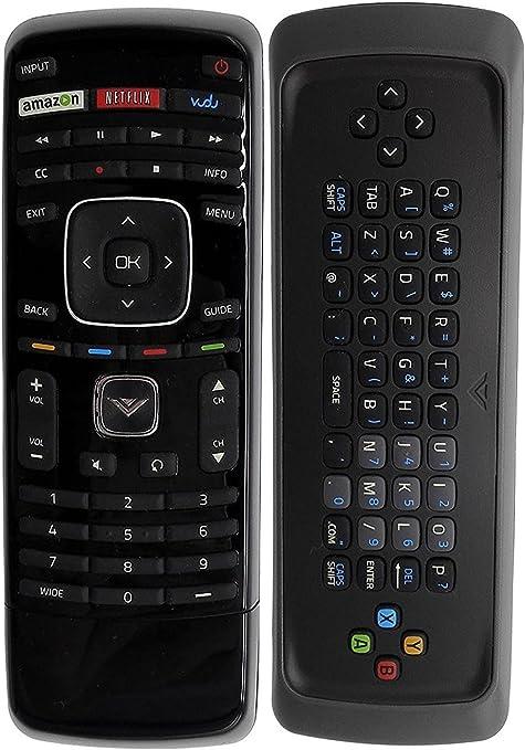 Nueva smartby xrt300 Mando a Distancia con Teclado para Vizio TV m320sr m420sr m470nv m550nv m470vse m650vse m550vse m3d460sr E3D320VX d500i-b1 ...