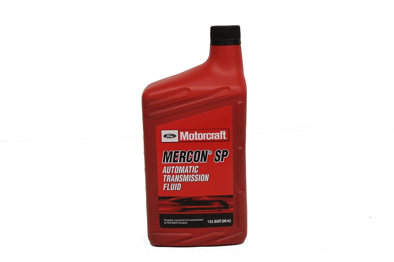 Amazon.com: Genuine Ford Fluid XT-6-QSP MERCON-SP Automatic Transmission  Fluid - 1 Quart: Automotive