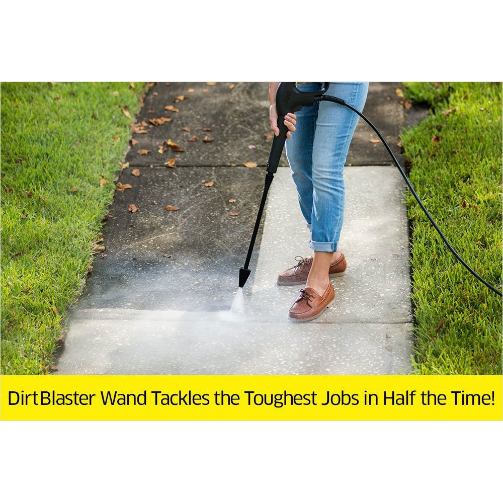 Karcher K3 Follow Me Universal 1700 PSI Pressure Washer (Certified Refurbished) by Karcher (Image #6)