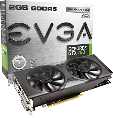 Amazon.com: EVGA GeForce - Tarjeta gráfica Dual-Link ...