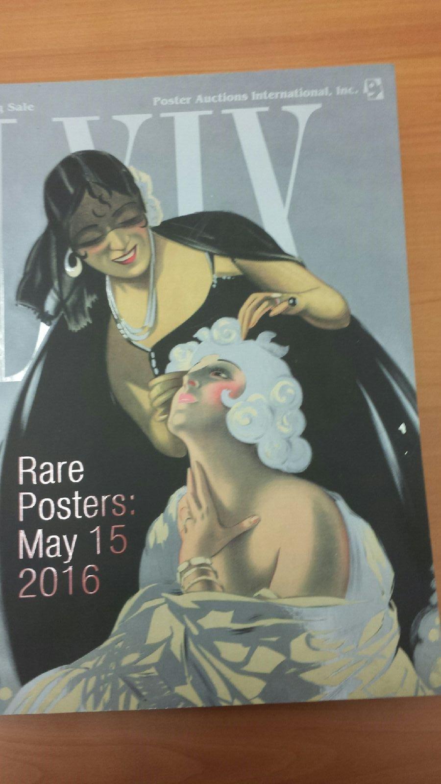 Rare Posters Spring Sale LXIL pdf epub