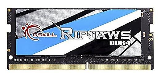 4 opinioni per G.Skill Ripjaws SO-DIMM 4GB DDR4-2400Mhz 4GB DDR4 2400MHz memory module- memory