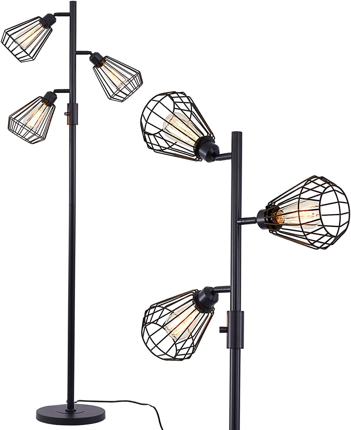 Stepeak Dimmable Tree Floor Lamp
