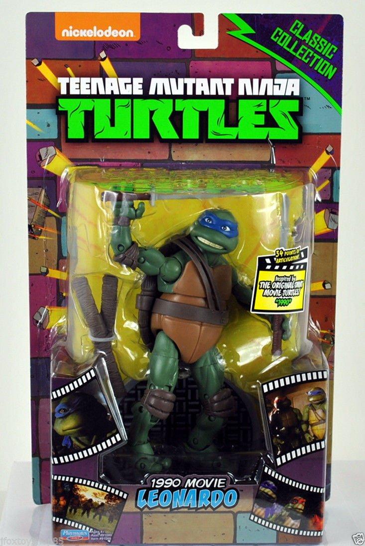 Amazon.com : TEENAGE MUTANT NINJA TURTLES CLASSIC RETRO 1990 ...