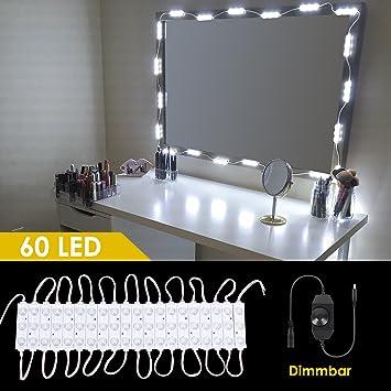 LED Spiegelleuchte | B-right dimmbare Spiegellampe, Schminkleuchte ...