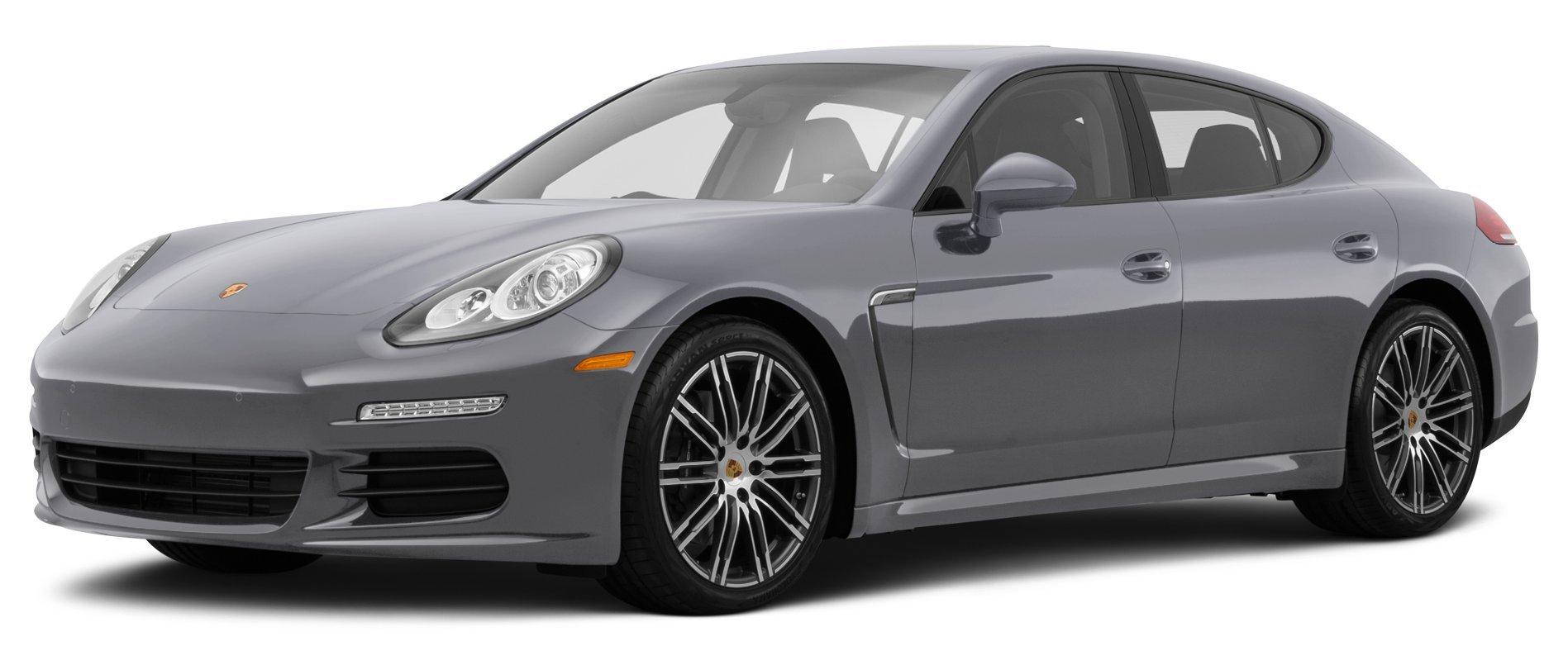 2015 Audi S7, 4-Door Hatchback, 2015 Porsche Panamera 4, 4-Door Hatchback ...