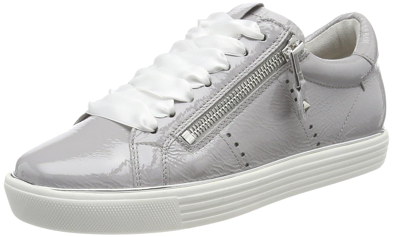 Kennel und Schmenger Damen Town Weiß-silver) Sneaker Grau (Alu Sohle Weiß-silver) Town cb0bd1