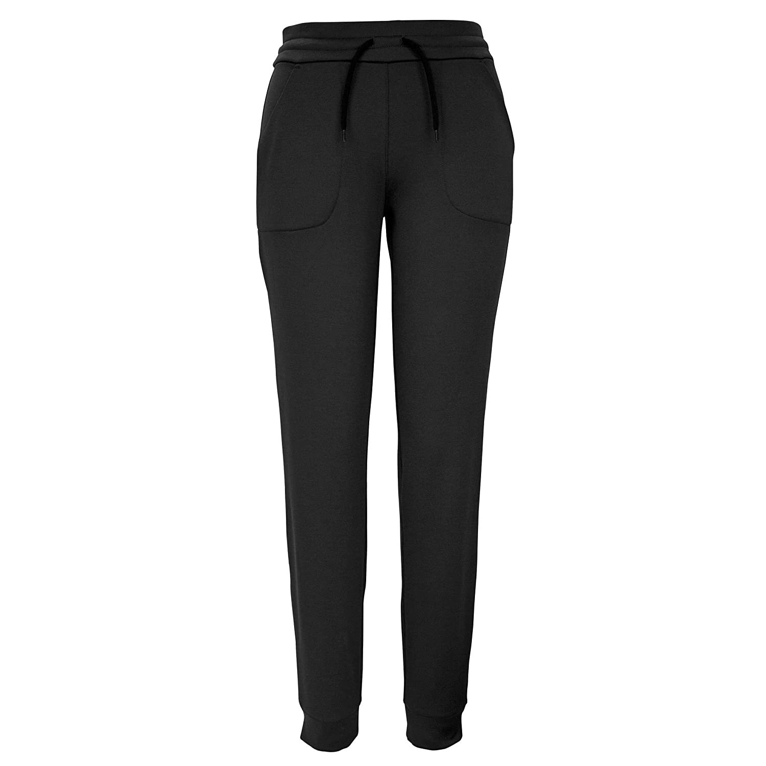 Black White Sierra Power Jogger Pants