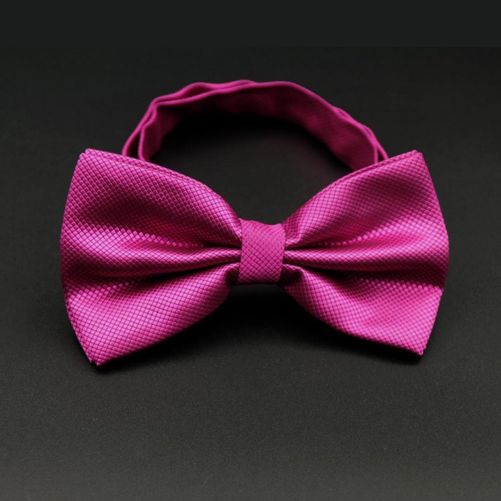 NEWONESUN Men's Butterfly Cravat bowtie Wedding commercial bow ties Accessories