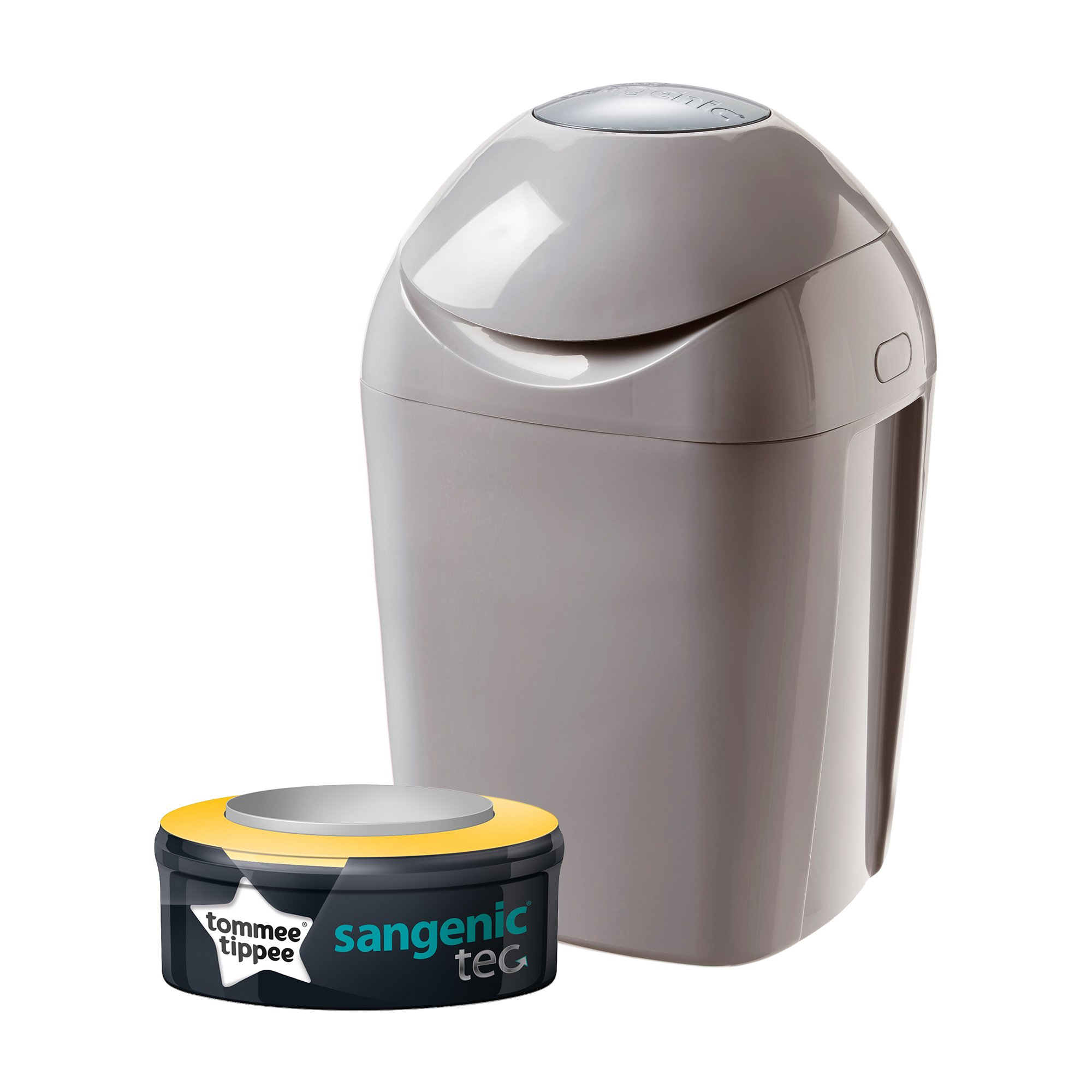 Tommee Tippee Sangenic Tec - Contenedor de pañales, color gris product image
