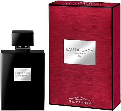 Lady Gaga Eau de Gaga Perfume con vaporizador - 75 ml: Amazon.es: Belleza
