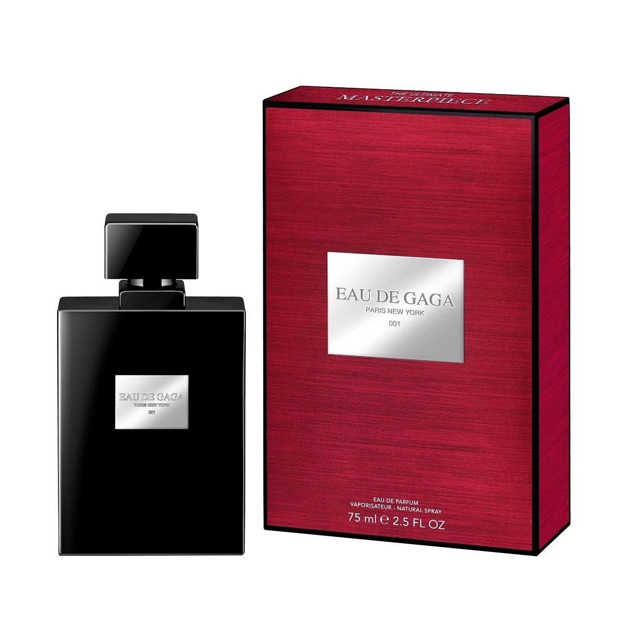 Lady Gaga Eau de Parfum Spray, 2.5 Fluid Ounce by Lady Gaga