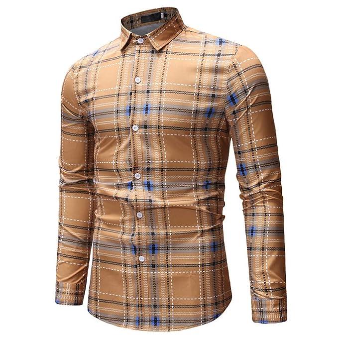 Ropa Hombre Invierno Otoño Primavera Camisas De Bbsmile E67dq6
