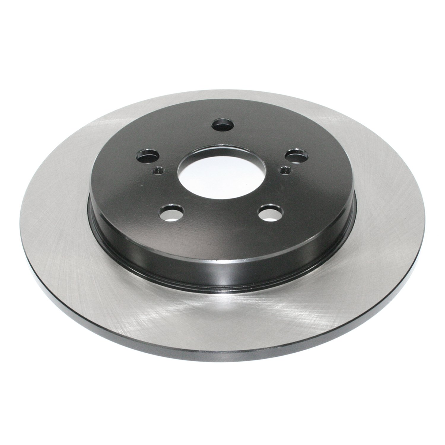 DuraGo BR900756-02 Solid Brake Rotor (Rear) Dura International
