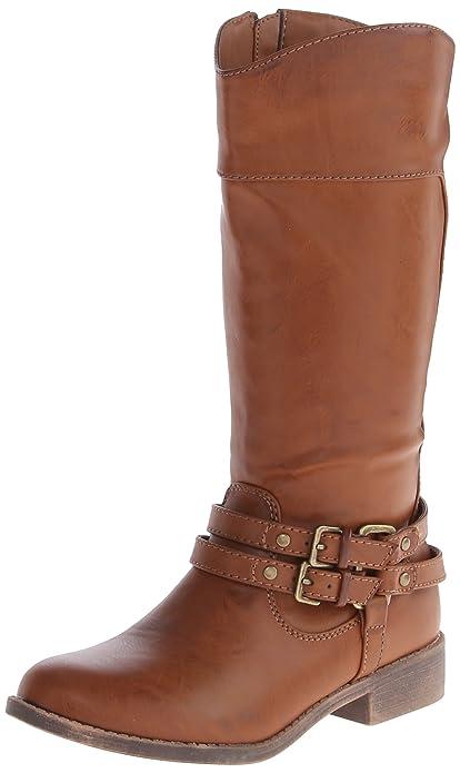 Amazon.com | Mia Kids Lauren Riding Knee-High Boot (Little Kid/Big Kid) | Boots