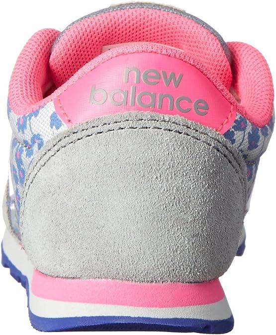 New Balance KL501 Lace Up Running Shoe Infant//Toddler