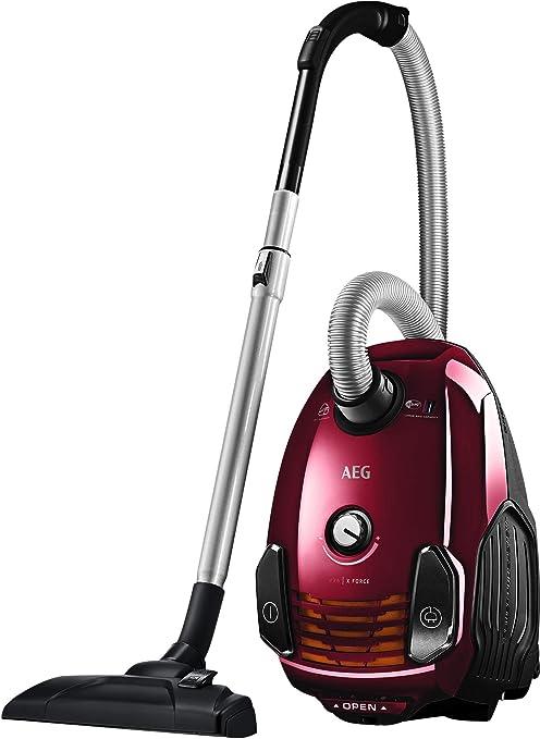 AEG VX6 – de 2 rr – Aspiradora, 800 W, raspberryrot: Amazon.es: Hogar
