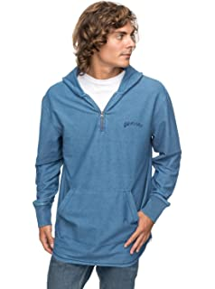 Quiksilver Desska - Kapuzen-Sweatshirt mit Zip-Kragen für Männer EQYFT03744 ea0008d350