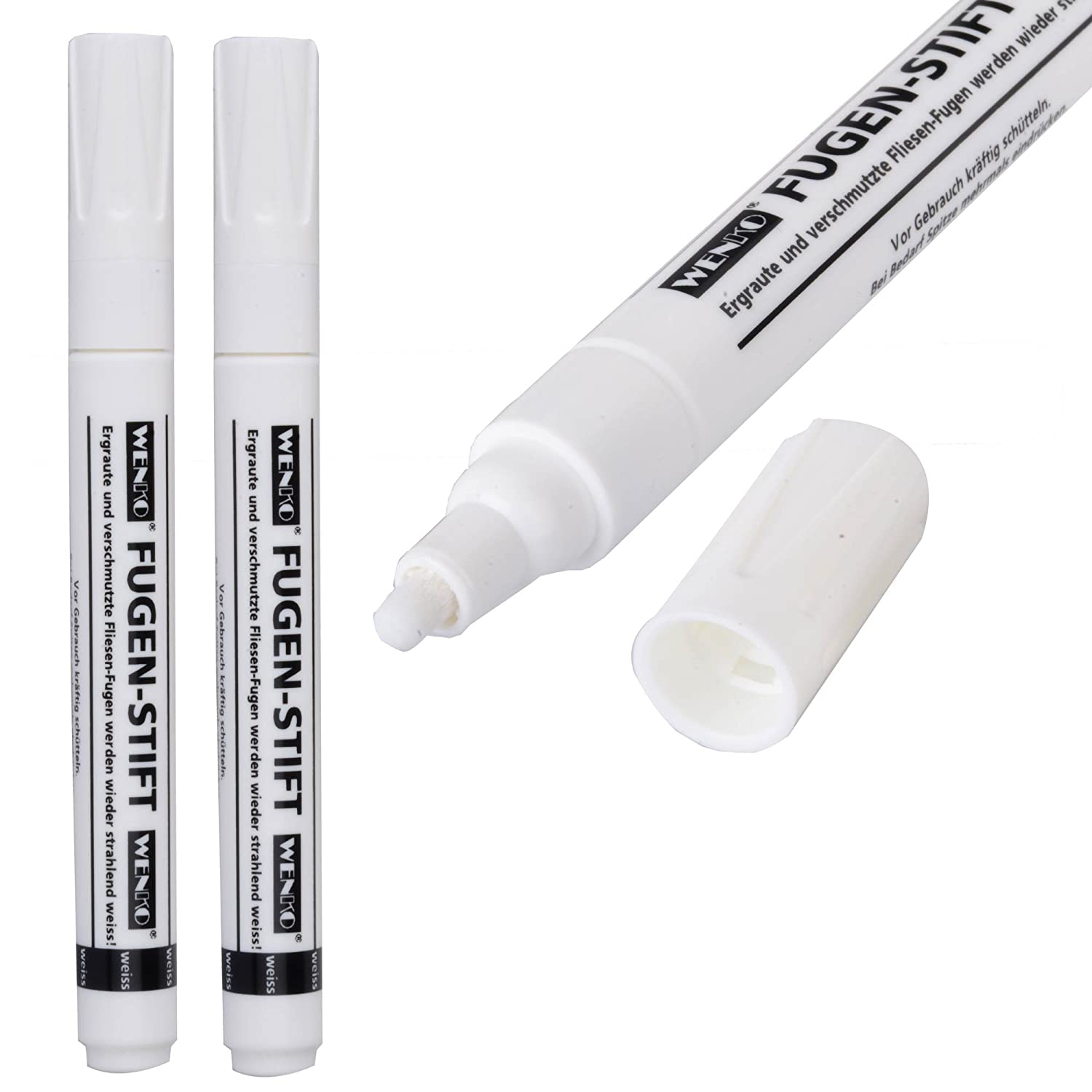2Pk Of Tile Grout Whitening Pens !!no brand!!