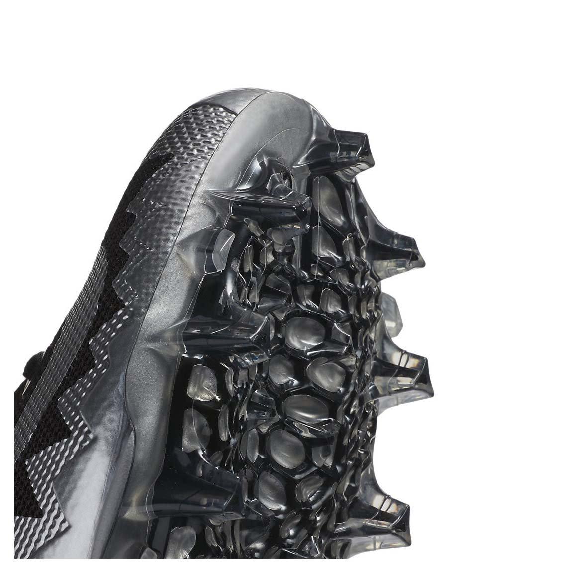 Nike Alpha Alpha Alpha Menace Pro Mid Footballschuhe - schwarz B003JYJDYS  082ce3